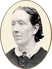 Lucretia DeLong, wife of John DeLong